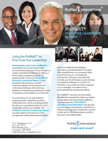 ProfileXT Executive Leadership Report Brochure_Page_1